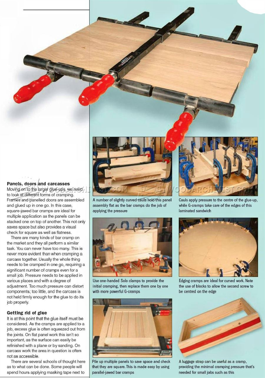 Using Clamps