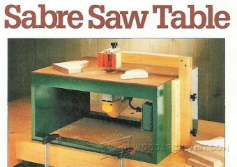 1696-Jigsaw Table Plans