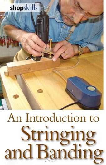 String Inlay Techniques Woodarchivist