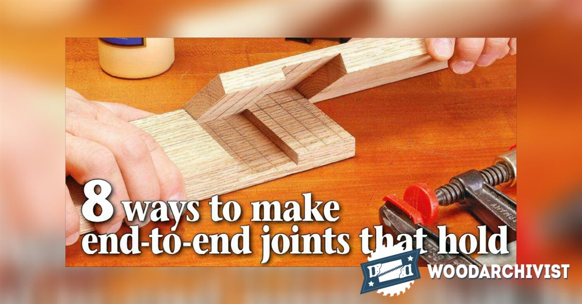 1721 End To End Joint Woodarchivist