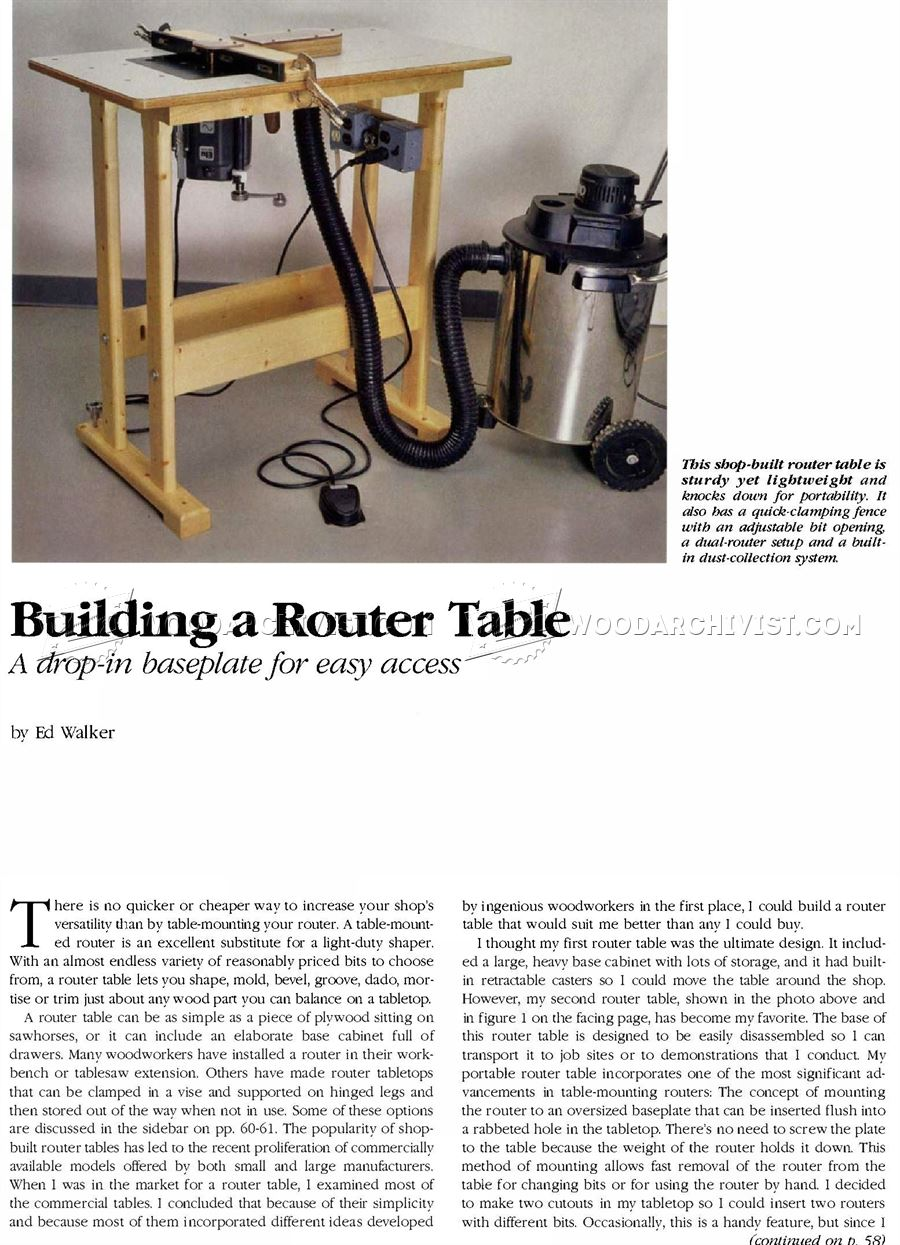 Building router table woodarchivist building router table keyboard keysfo Image collections