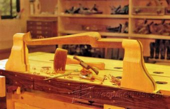 1723-Workbench Clamping Jig
