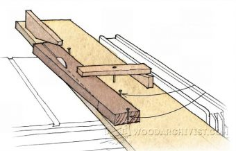 1728-Straight Edge Cutting Jig