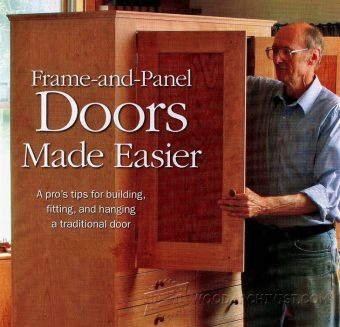 1730-Making Frame and Panel Doors