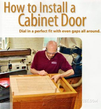 1741-How to Install Cabinet Doors