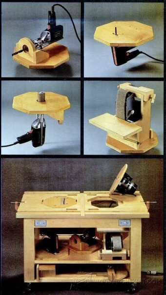 1770-Power Tool Table