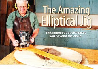 1781-Elliptical Router Jig