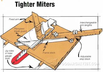 1795-Picture Frame Miter Jig