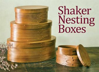 1806-Making Shaker Boxes