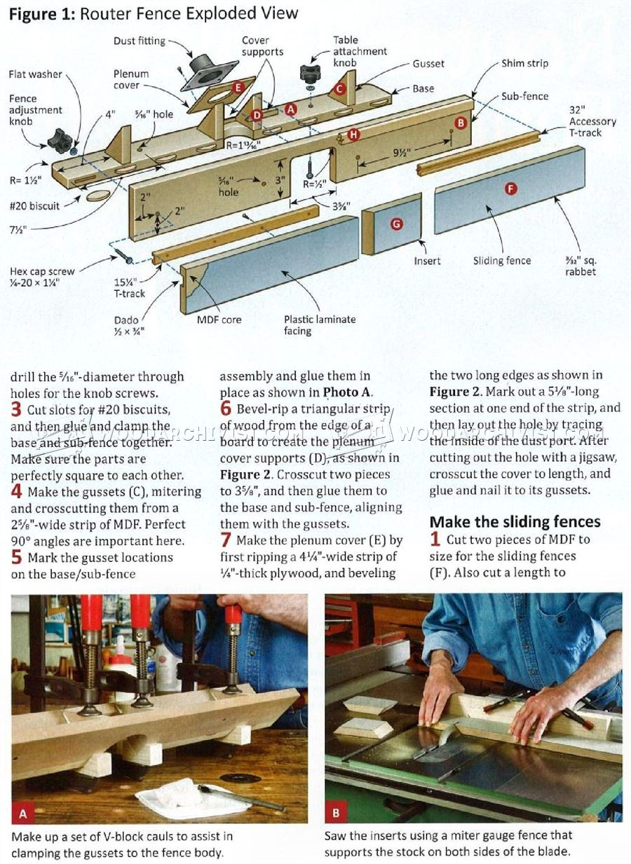 Diy router table fence woodarchivist diy router table fence diy router table fence greentooth