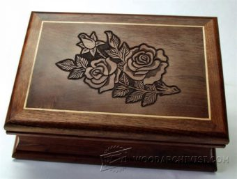 1872-Carved Jewelry Box Lid