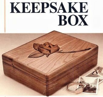 Keepsake Box Plans Woodarchivist
