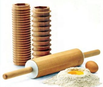 1925-Making Multi-Sleeve Rolling Pin