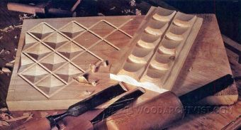 1934-Chip Carving Furniture