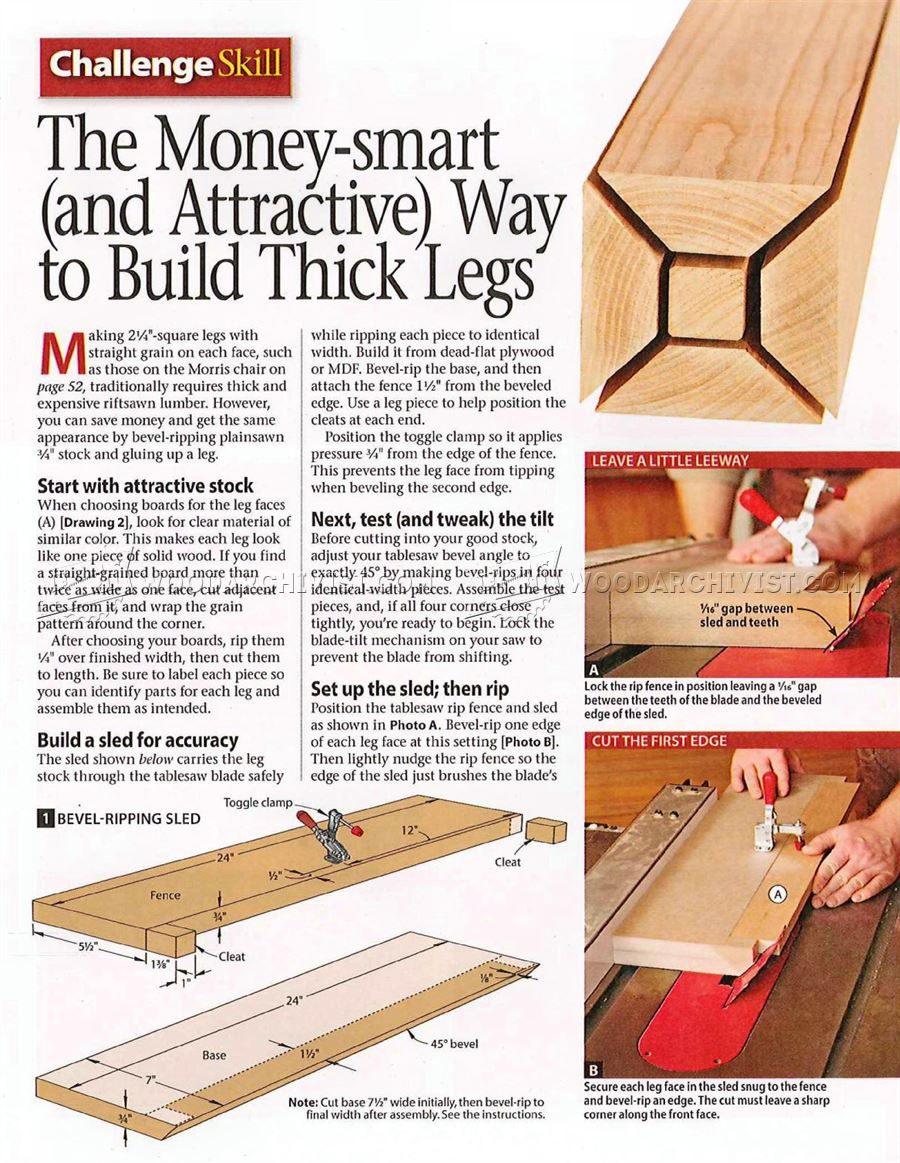 #1936 Build Thick Legs