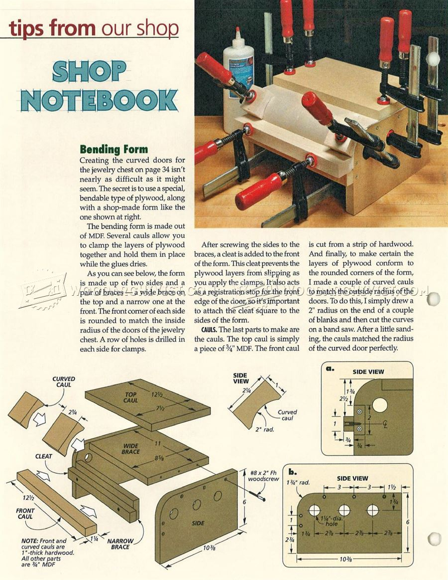 Unique Woodworking Easy Jewelry Box Plans PDF Free Download