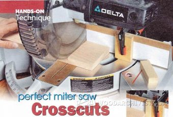 1938-Perfect Miter Saw Crosscuts