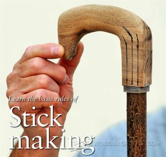1953-Making Walking Sticks