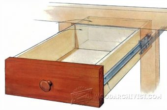1955-Furniture Secret Compartments