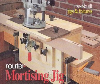 1966-Router Mortising Jig Plans