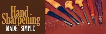 1975-Sharpening Wood Carving Tools