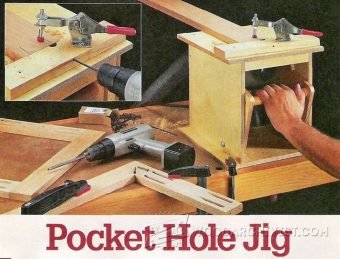 1986-Router Pocket Hole Jig