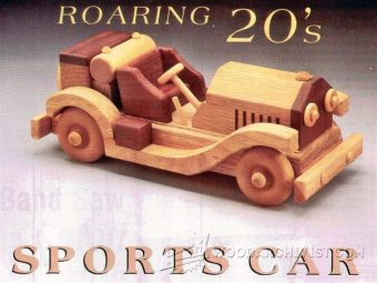 1995-Wooden Sports Car Plans