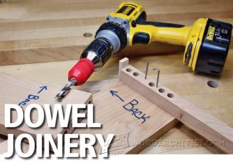 1996-Dowel Joinery