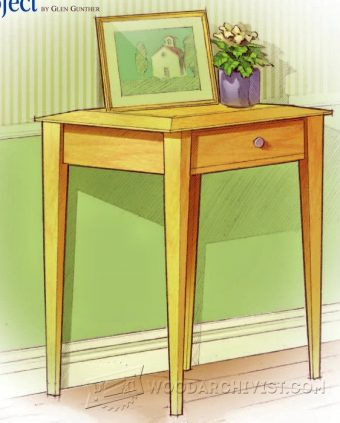 1999-Accent Table Plans
