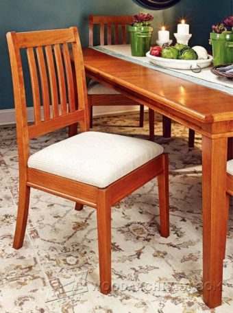 2031-Dining Chair Plans