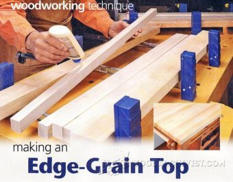 2032-Making Edge-Grain Top