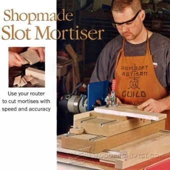 2043-DIY Slot Mortiser