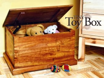 2079-Toy Chest Plans