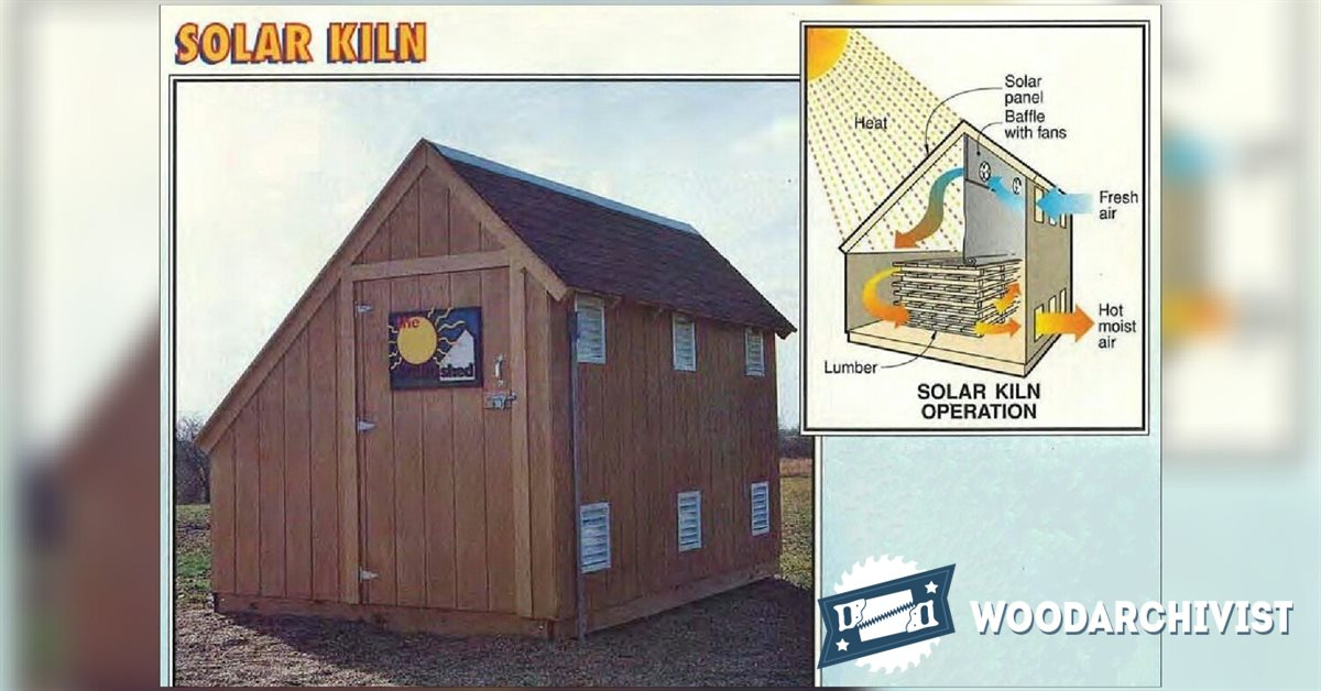 Solar Kiln Blueprints Pictures To Pin On Pinterest Pinsdaddy