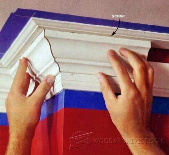 2119-Install Crown Molding