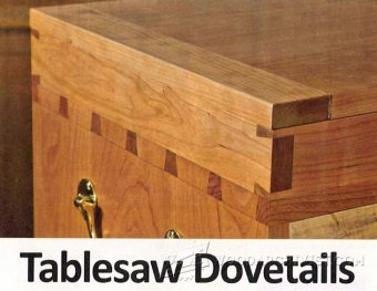 2149-Table Saw Dovetail