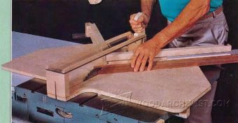 2150-Table Saw Miter Jig