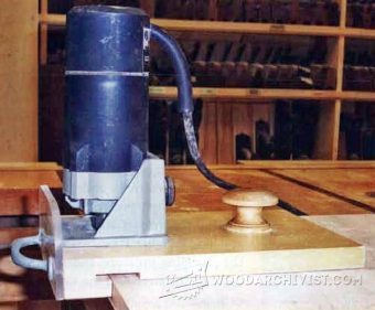 2168-Flush Trim Jig