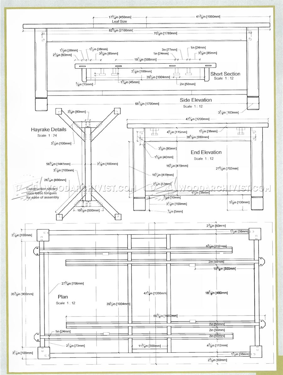 drawing desk plans images about diy drafting tables on pinterest arts and crafts dining table plans