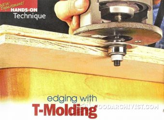 2227-Edging with T-Molding