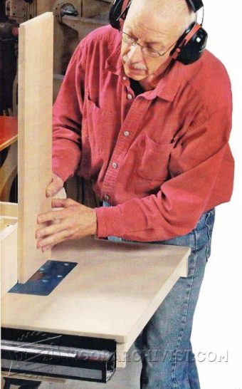 2228-Table Saw Router Table Plans