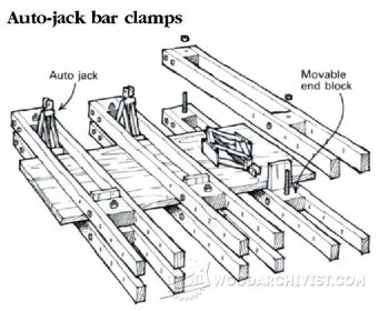 2231-DIY Bar Clamp