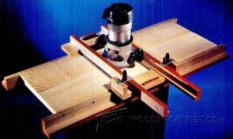 2241-Router Surfacing Jig