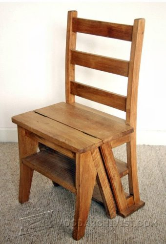 2275-Make Step Stool