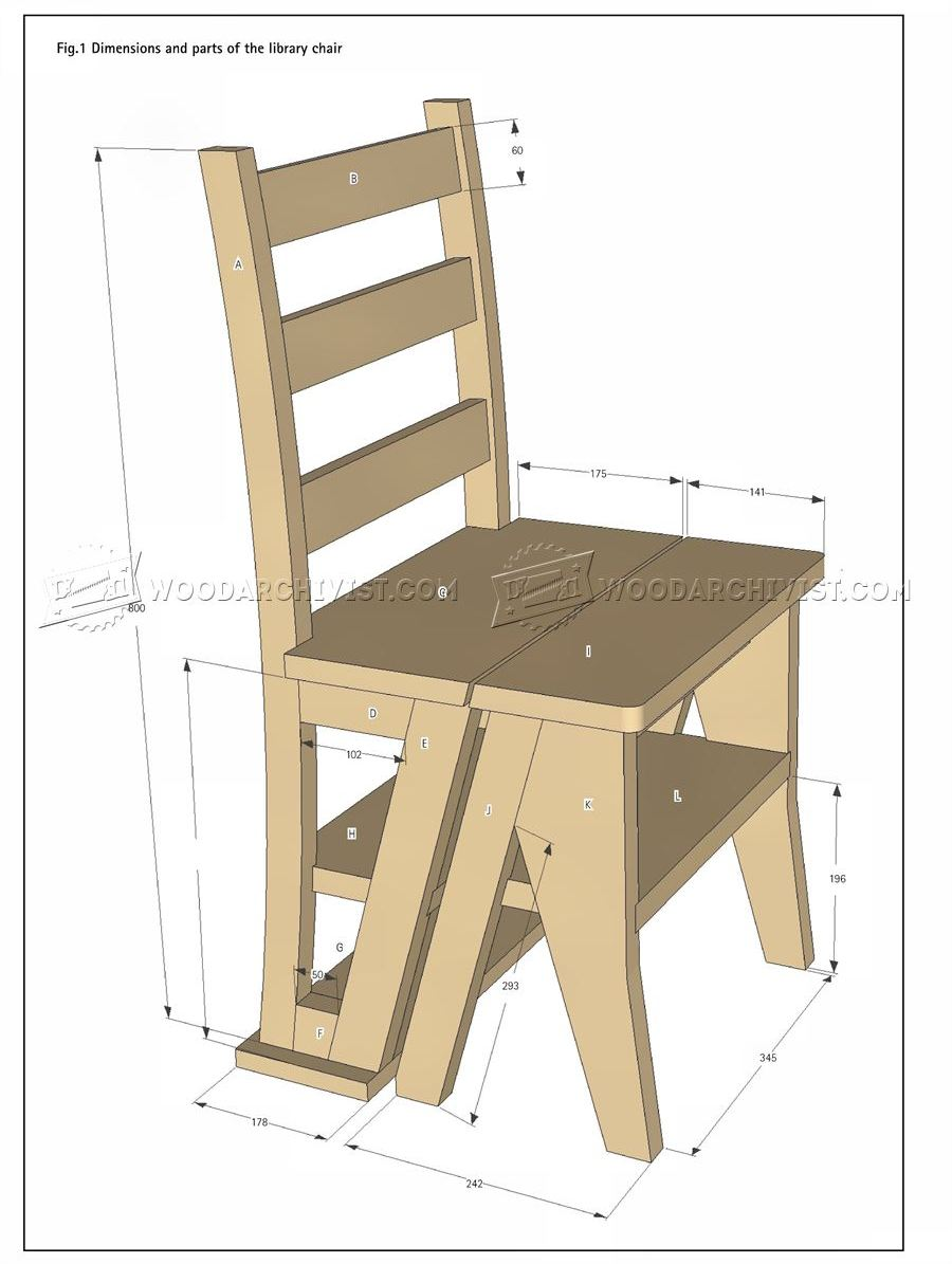 Make Step Stool Woodarchivist
