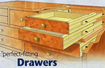 2289-Wooden Drawer Slides