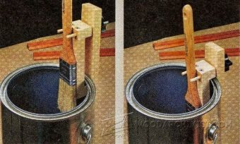 2293-Adjustable Brush Holder