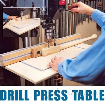 2304-DIY Drill Press Table