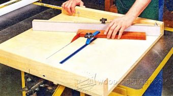 2323-Table Saw Sled Plans