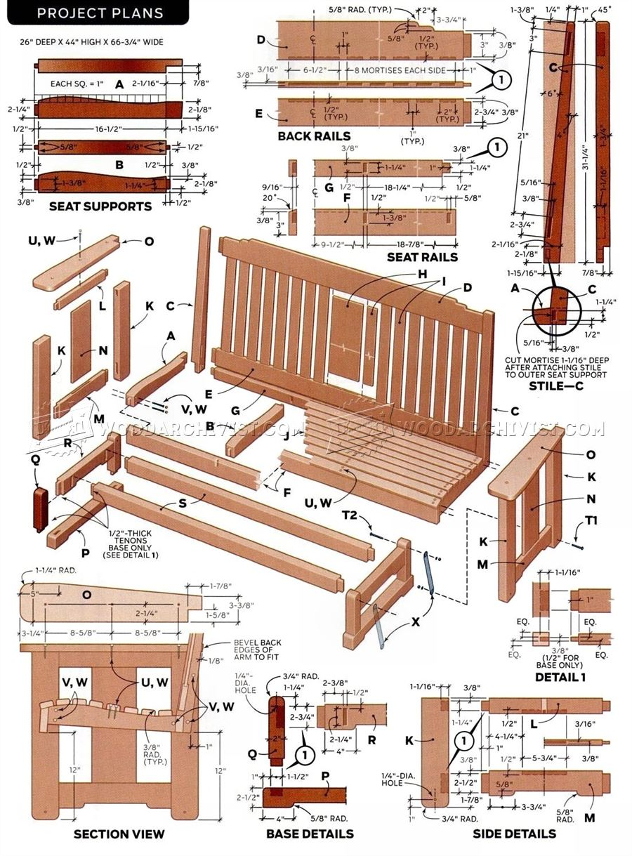 Plans For Wooden Garden Furniture Easy Woodworking Basics